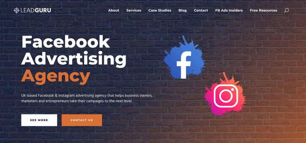 Facebook Advertising Agency - Lead Guru