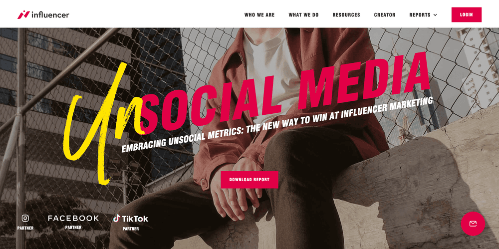 Influencer - Agency for influencers