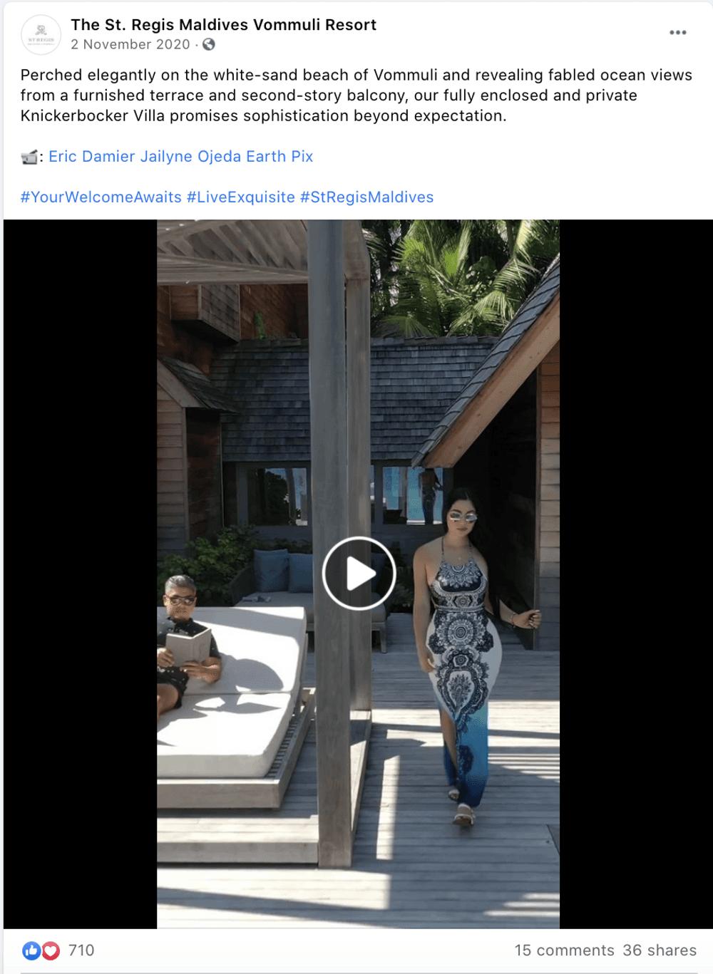 Luxury Travel Video