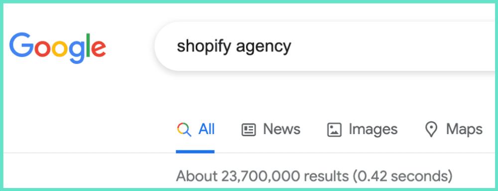 Shopify agency UK