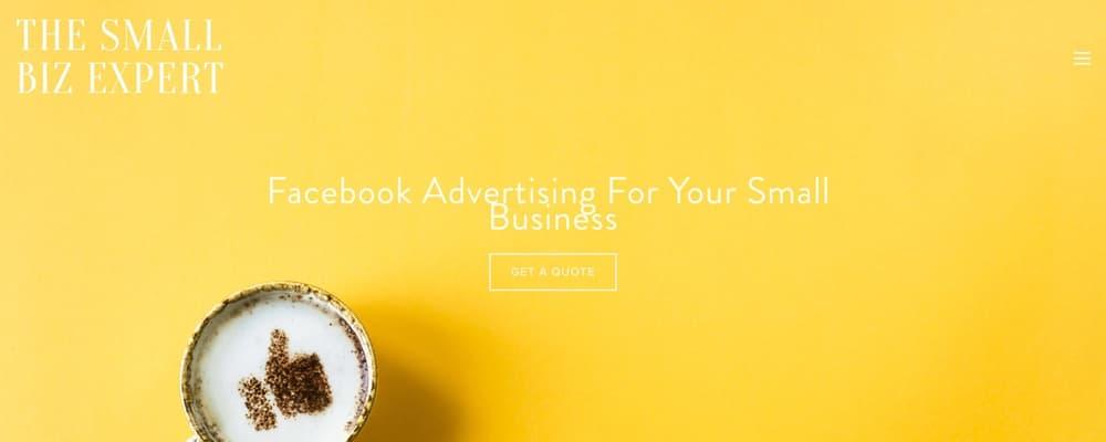 Small Biz Expert - Facebook advertising agency