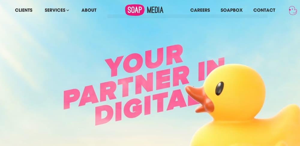 Soap Media - Manchester Paid Media Agency