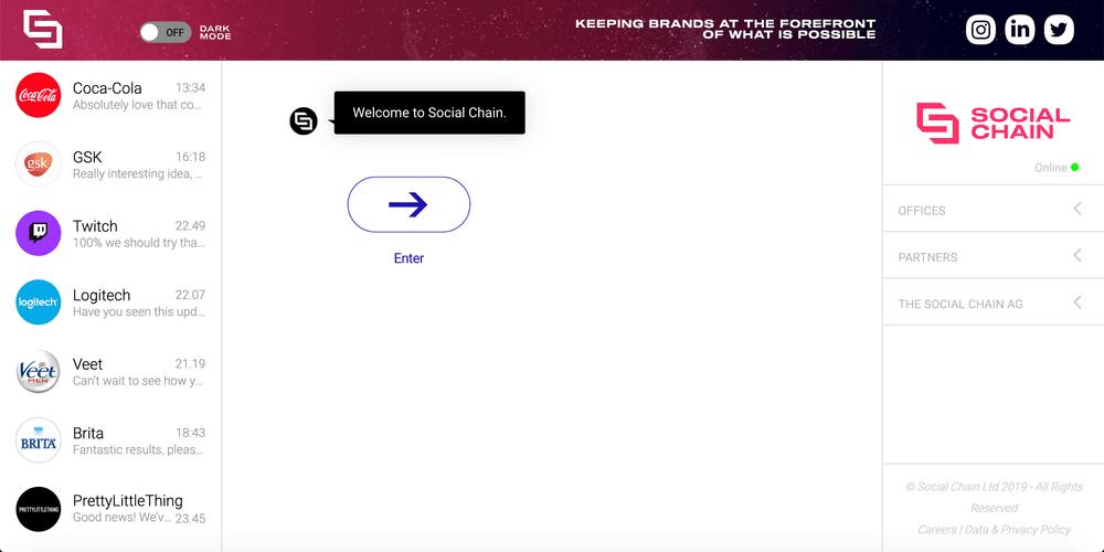 Social Chain - Creative Social Agency