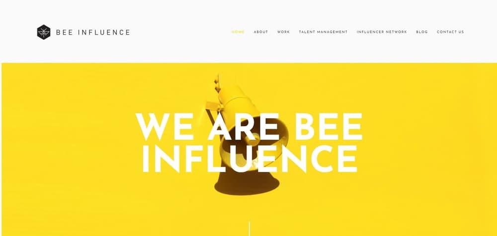 TikTok Influencer Agency - Bee Influence