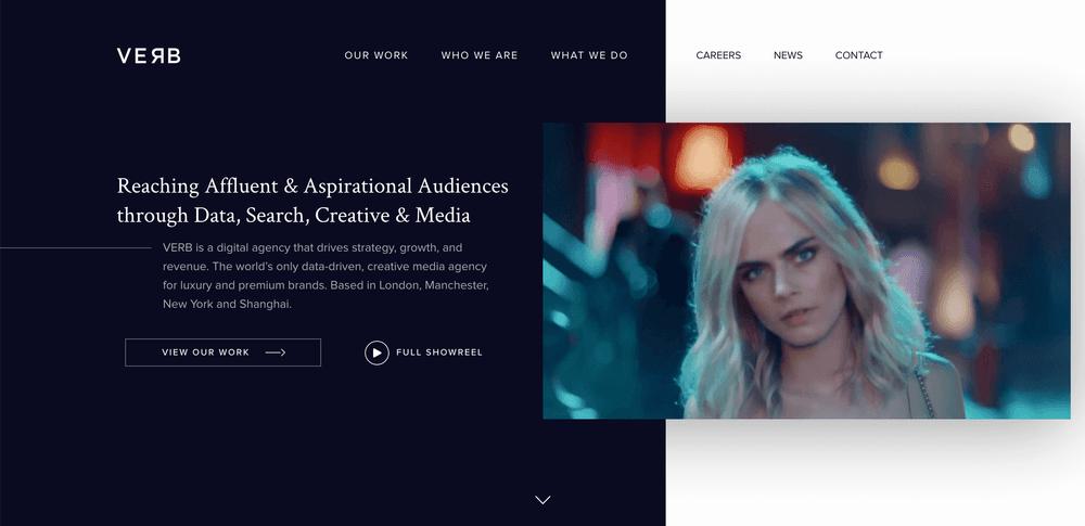 Verb Brands - Luxury Social Media Agency