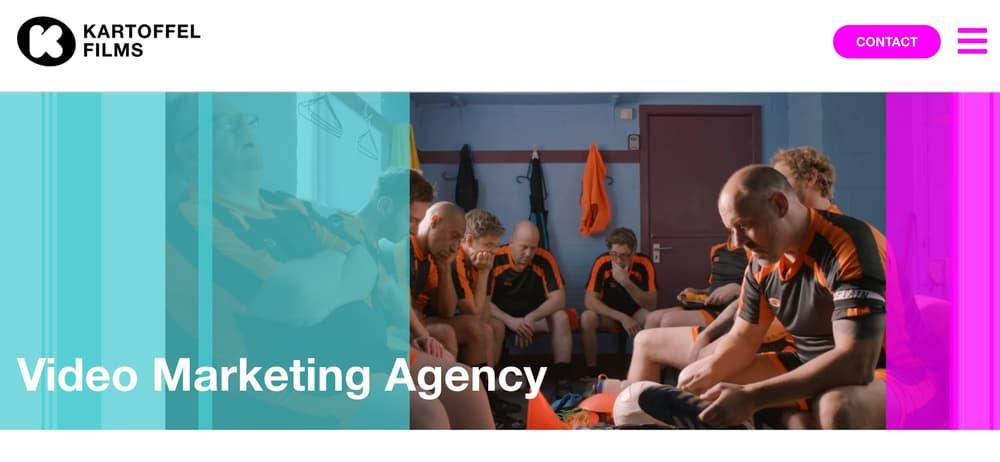 Video Marketing Agency - Kartoffel Films