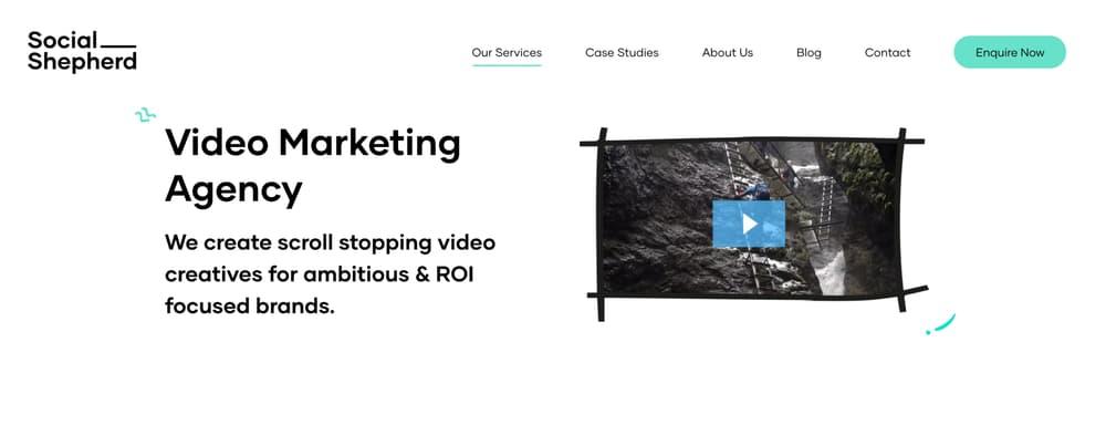 Video Marketing Agency UK - The Social Shepherd