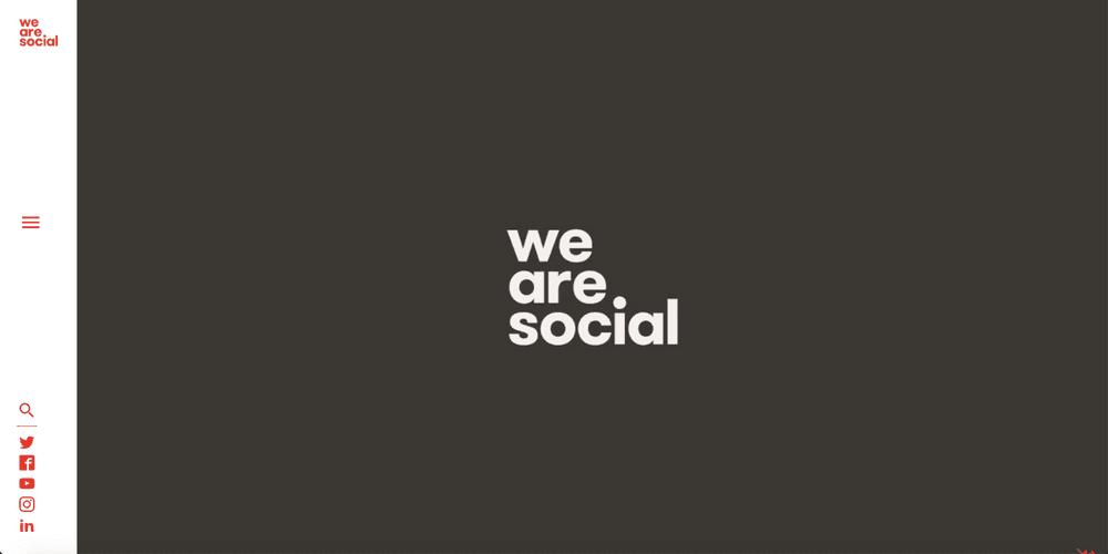 We Are Social - Creatively Led Social Agency