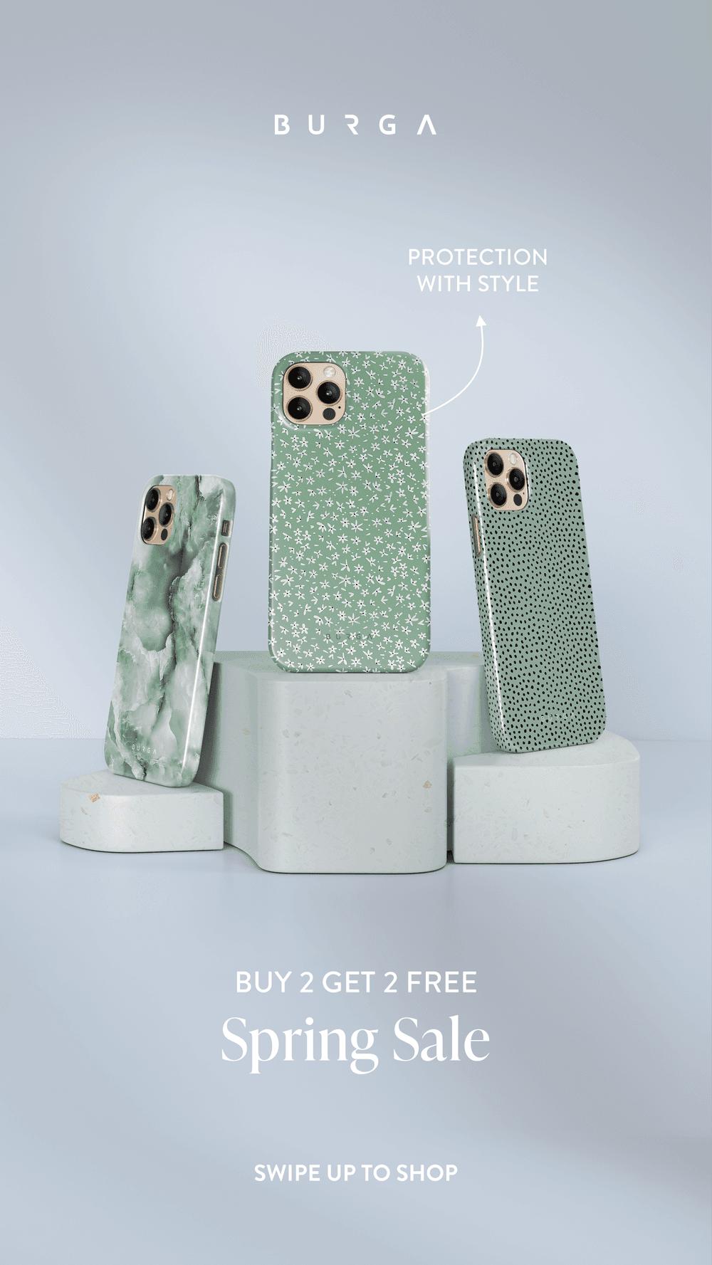 Facebook single image ads accessories brand
