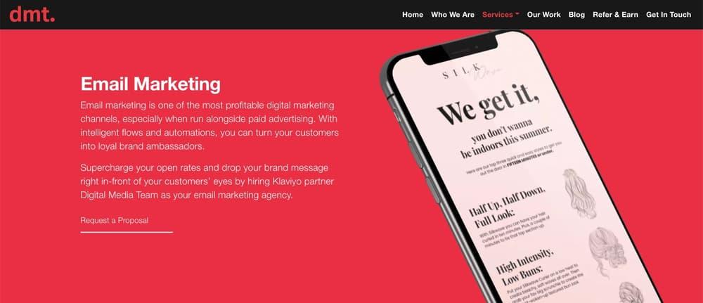 eCommerce Marketing Agency - Manchester