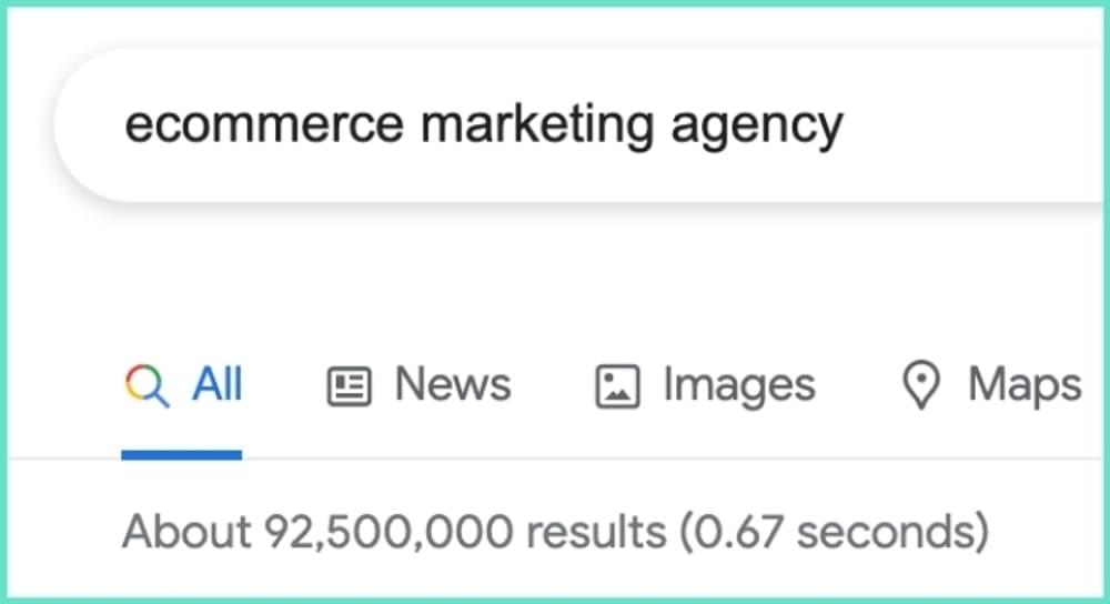 eCommerce Marketing Agency UK