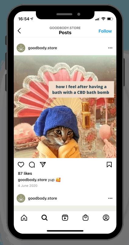 Entertaining Social Media Content Strategy