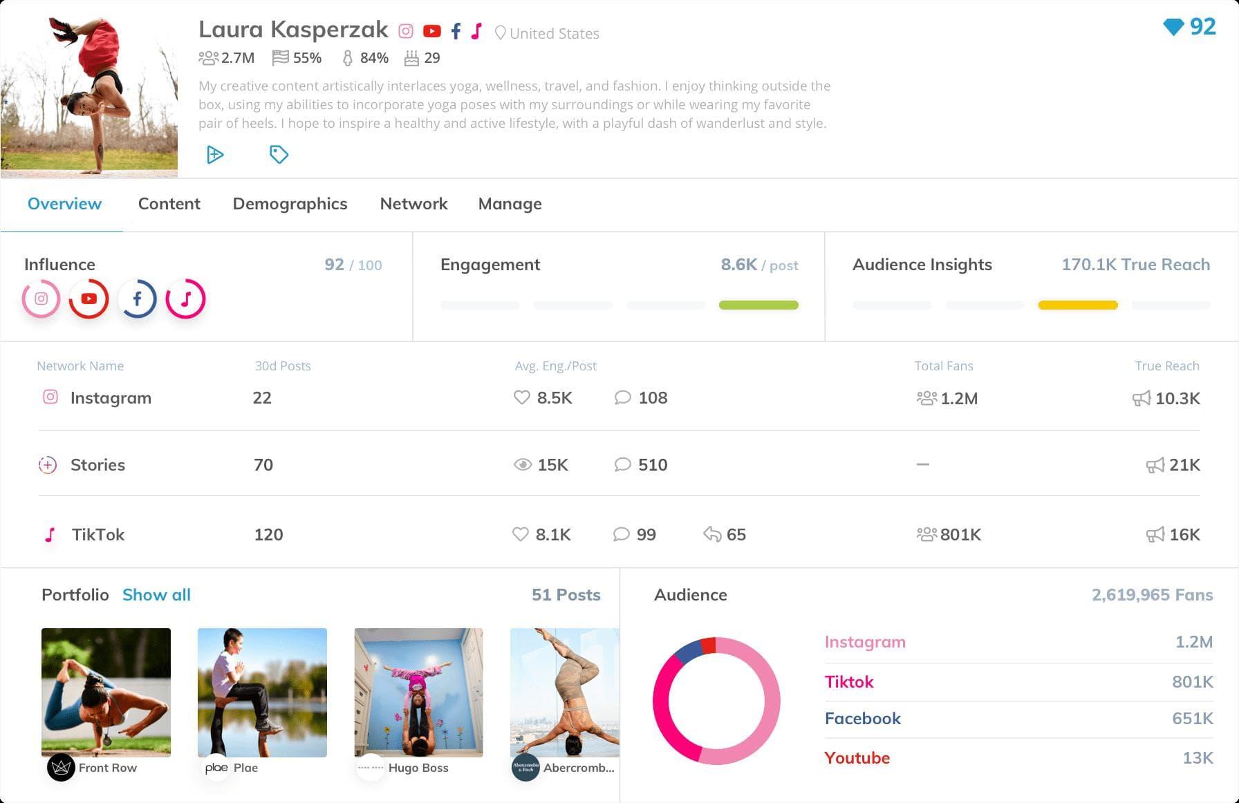 Klear - Influencer CRM Platform