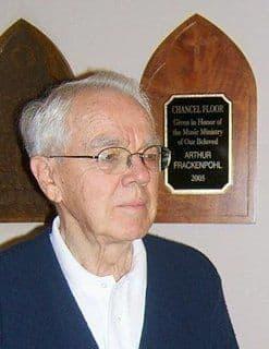 Arthur Frackenpohl