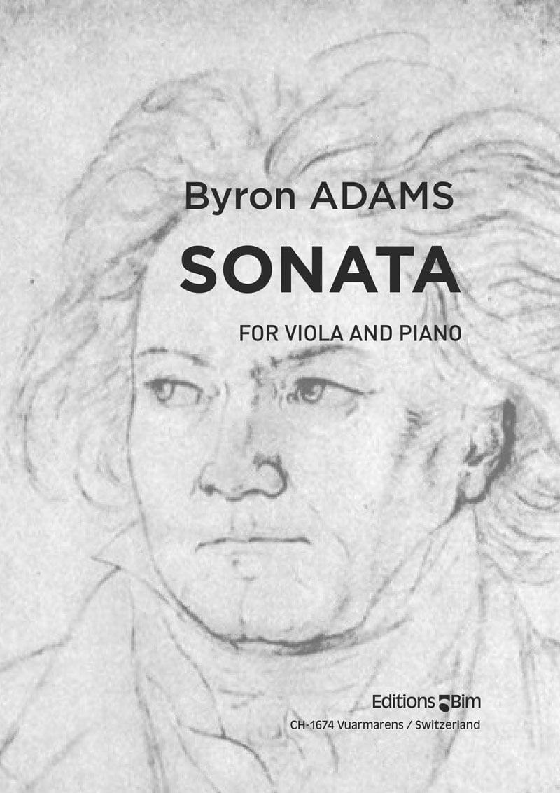 Adams Byron Viola Sonata