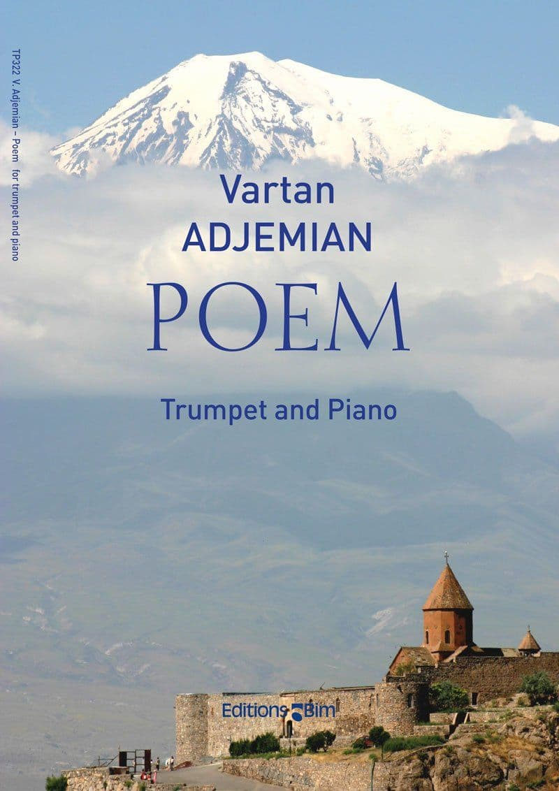 Vartan Adjemian, Poem for trumpet and piano