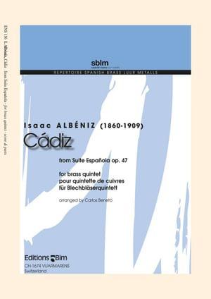 Isaac Albéniz, Cadiz