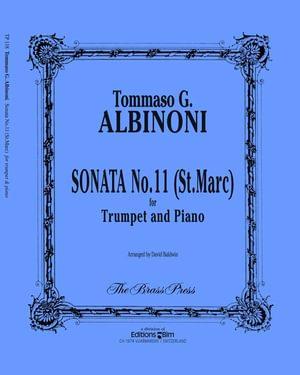 Albinoni Tommaso Sonata St Marc Tp118