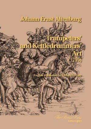 Altenburg Johann Ernst Trumpeters And Kettledrummers Art Brp1
