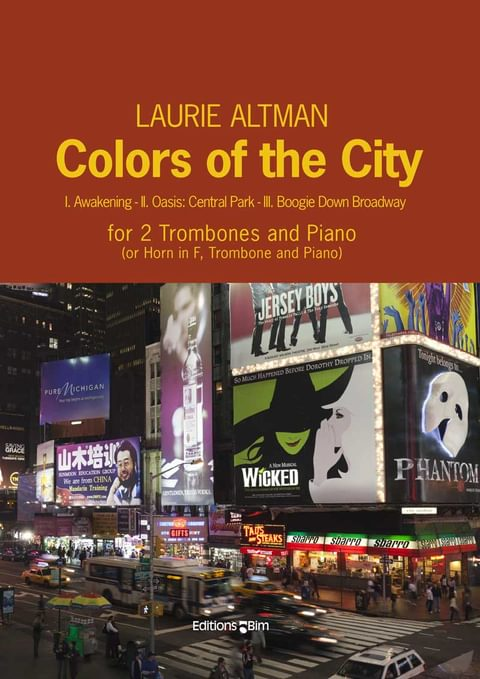 Altman Laurie Colors Of The City Tb94