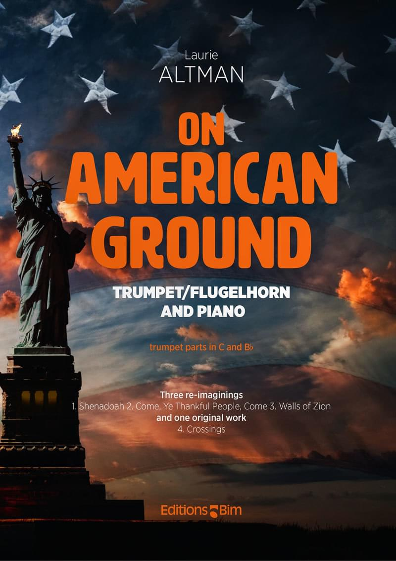 Altman Laurie On American Ground Tp349