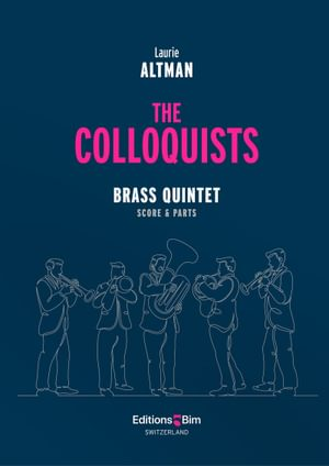 Altman Laurie The Colloquists Ens234