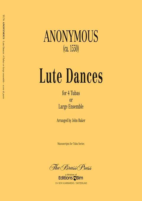 Anonymous Lute Dances Tu76