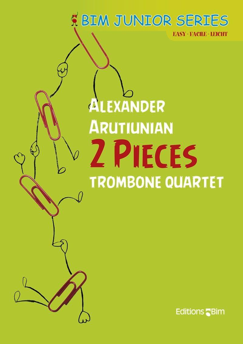 Arutiunian Alexander 2 Pieces Tb9