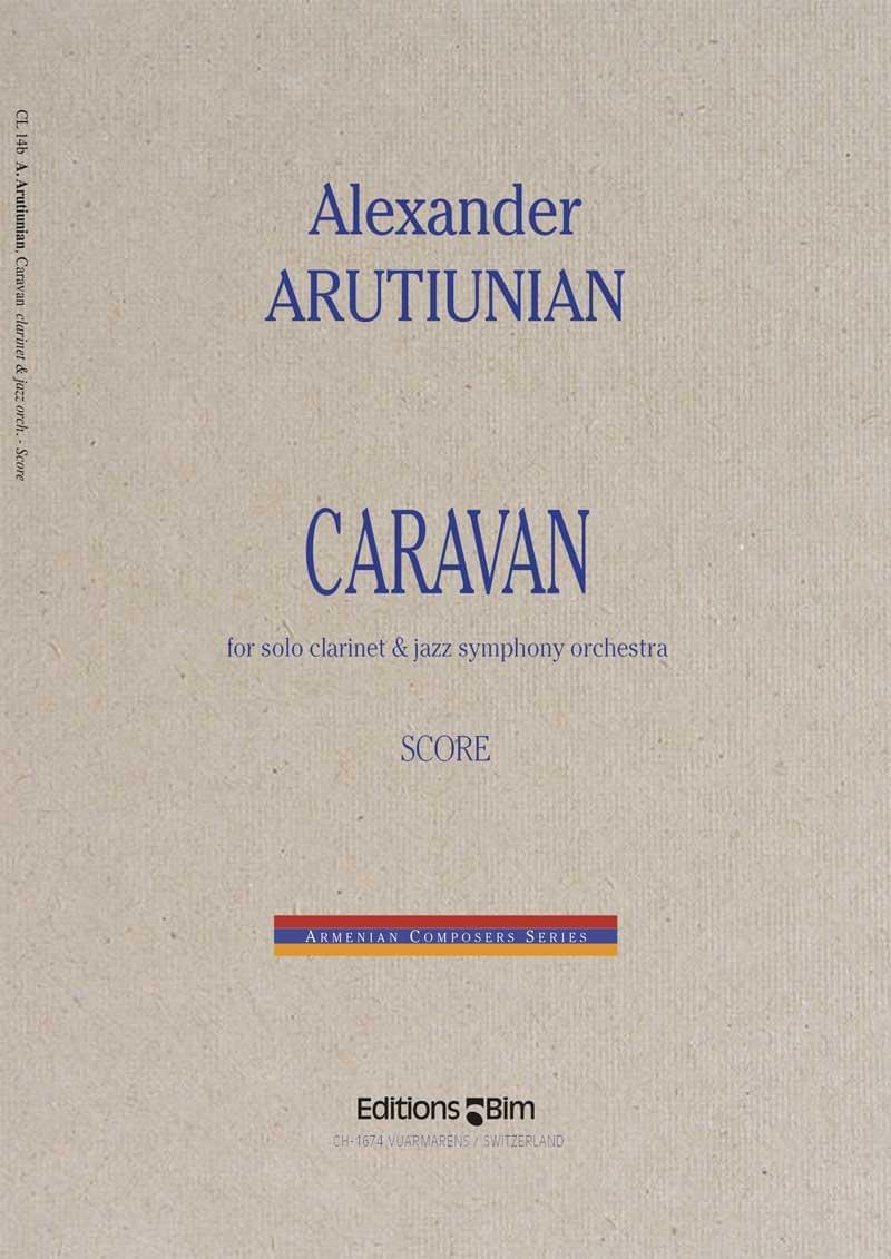 Arutiunian Alexander Caravan Cl14