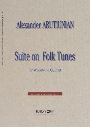 Arutiunian Alexander Suite On Folk Tunes Mcx59