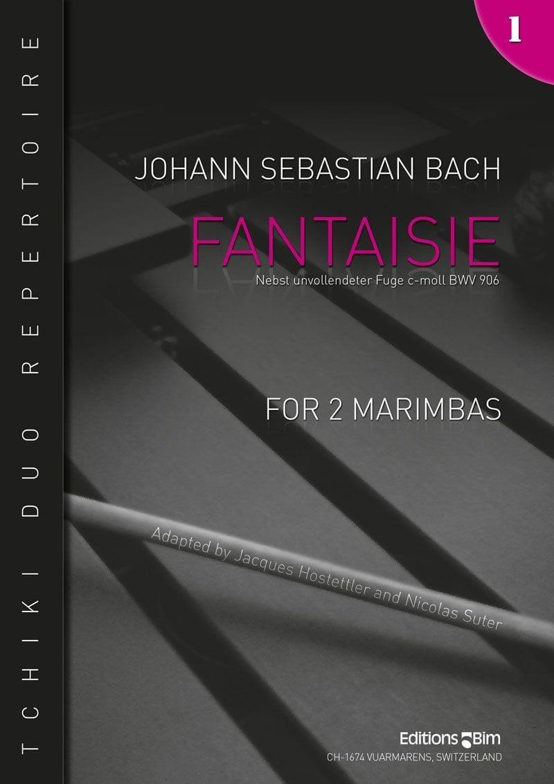 Bach Johann Sebastian Fantaisie Perc30
