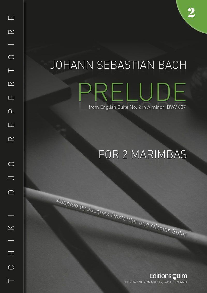 Bach Johann Sebastian Prelude Perc36