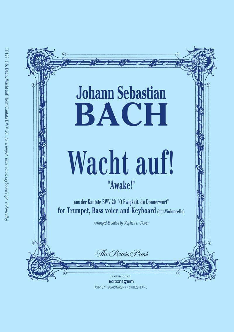 Bach Johann Sebastian Wacht Auf Tp127