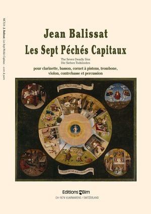 Balissat Jean 7 Peches Capitaux Mcx16