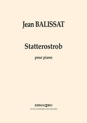 Balissat Jean Statterostrob Pno9