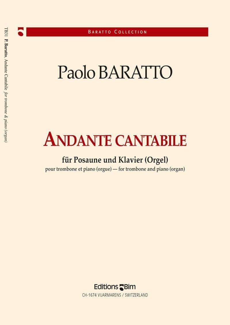 Baratto Paolo Andante Tb31