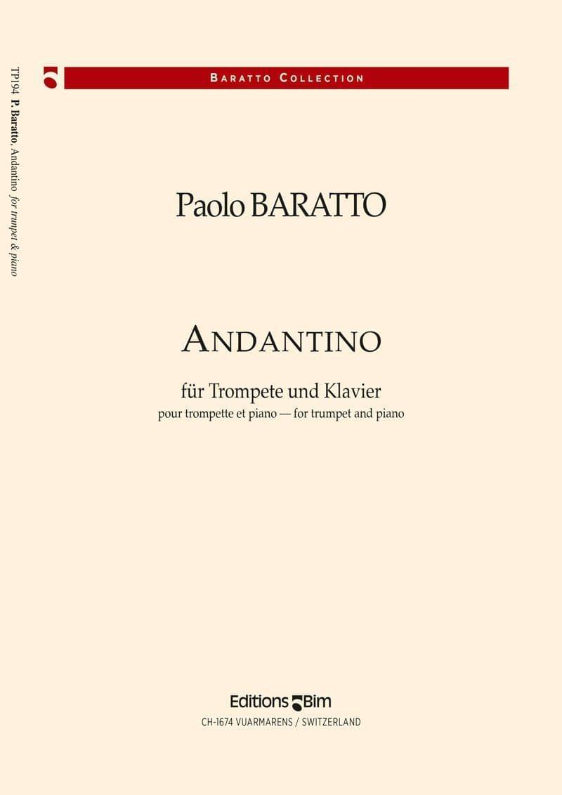Baratto Paolo Andante Tp194