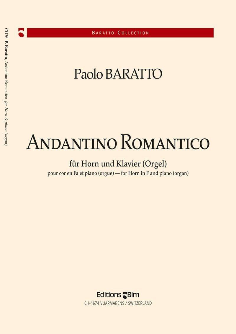 Baratto Paolo Andantino Romantico Co36