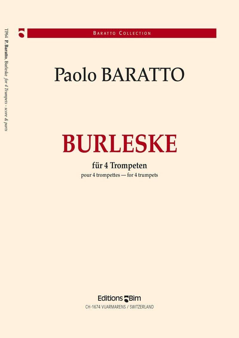 Baratto Paolo Burleske Tp64
