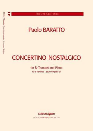 Baratto Paolo Concertino Nostalgico Tp195