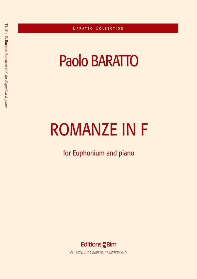 Baratto Paolo Romanze Tu51