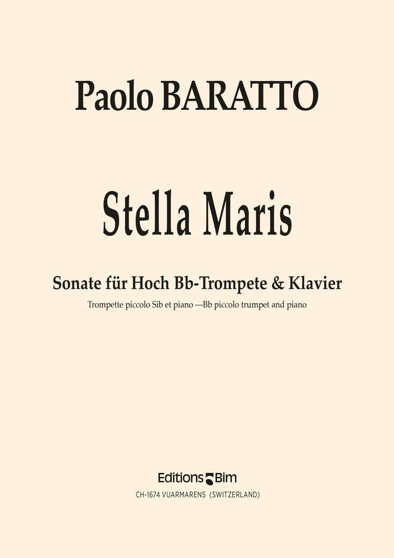 Baratto Paolo Stella Maris Tp69