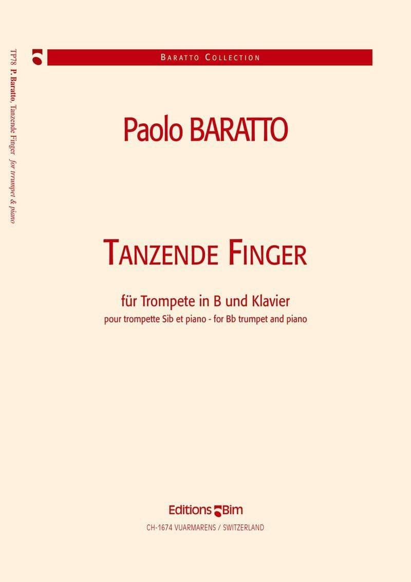 Baratto Paolo Tanzende Finger Tp78