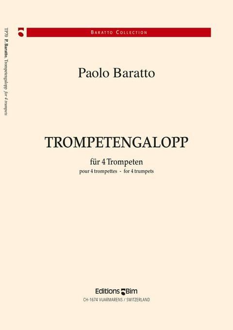 Baratto Paolo Trompetengalopp Tp70