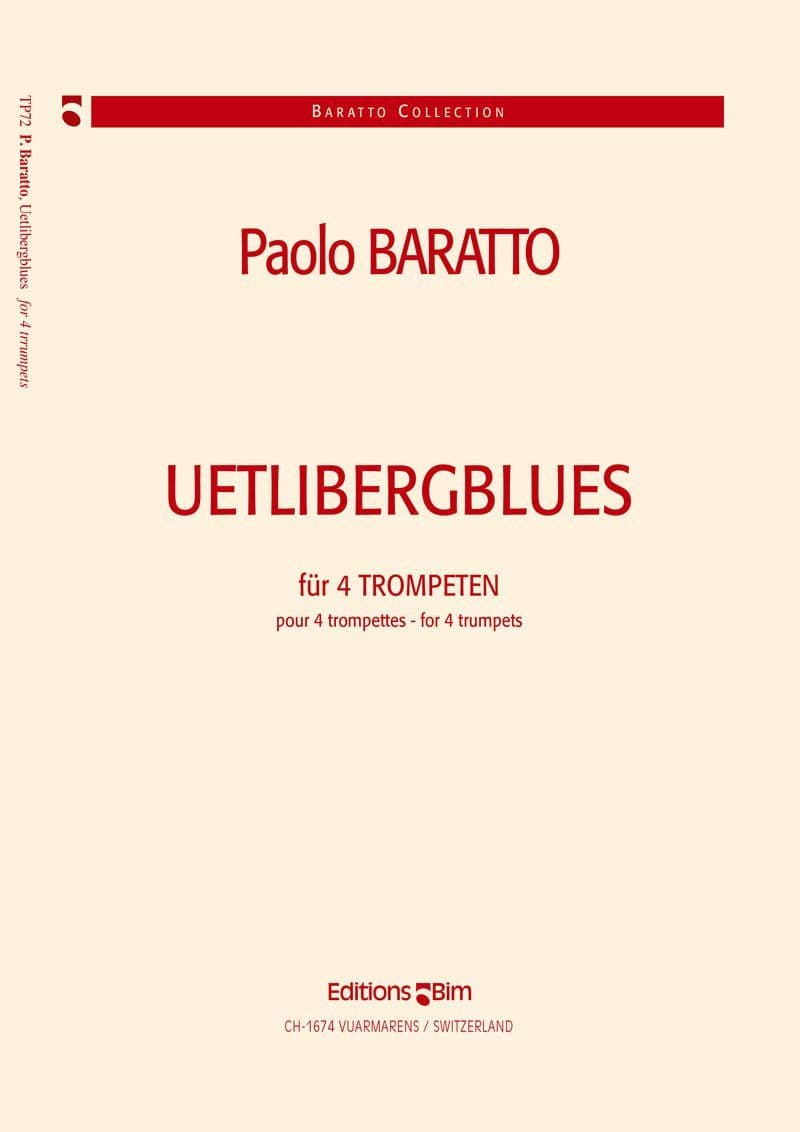 Baratto Paolo Uetlibergblues Tp72