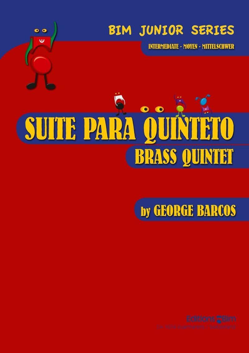 Barcos George Suite Para Quinteto Ens9