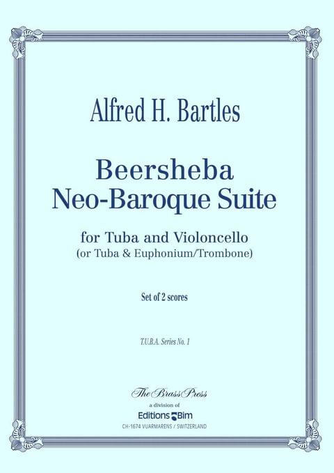 Bartles Alfred Beersheba Neo Baroque Tu66