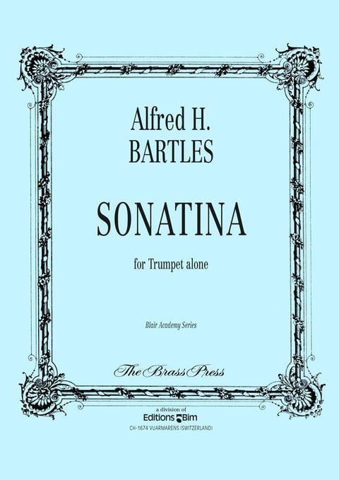 Bartles Alfred Sonatina Tp129