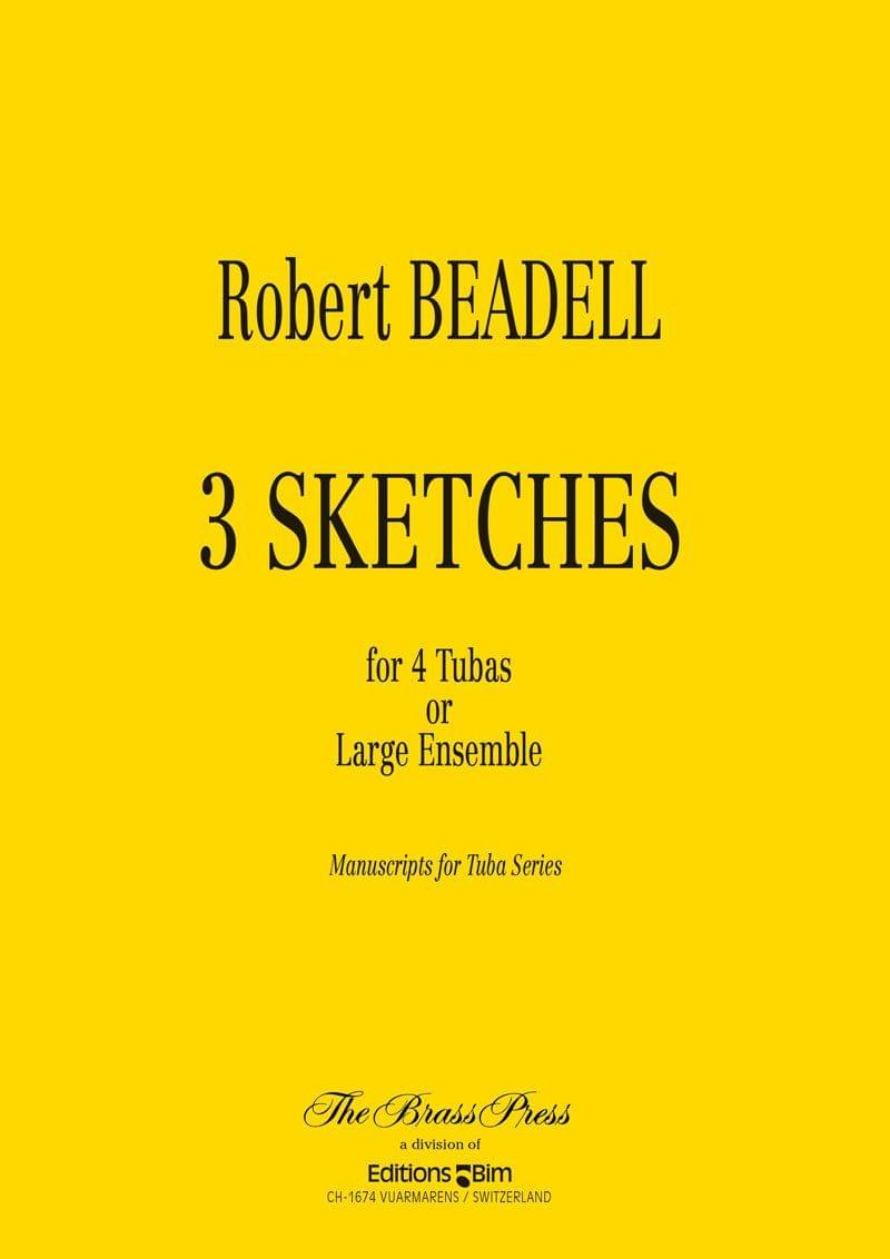 Beadell Robert 3 Sketches Tu67