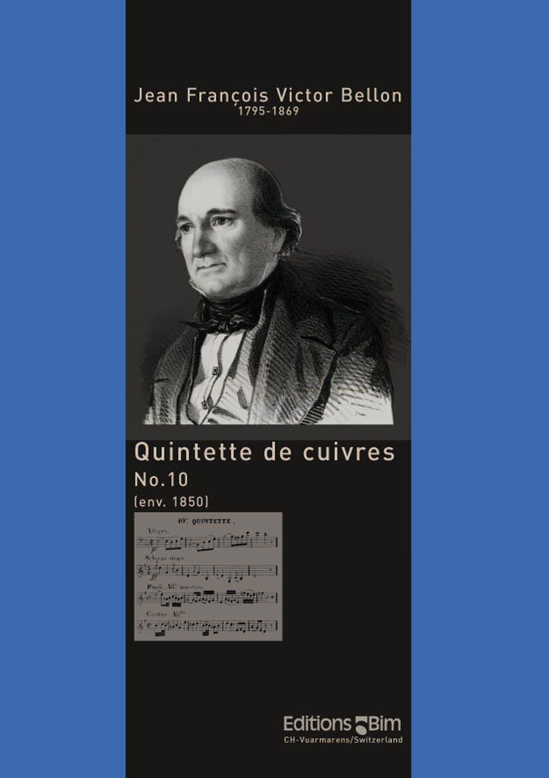 Bellon Jean Quintette No 10 Ens112